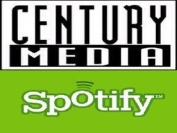 Spotify : Century Media Records a changé d'avis   Veille Musique   Scoop.it