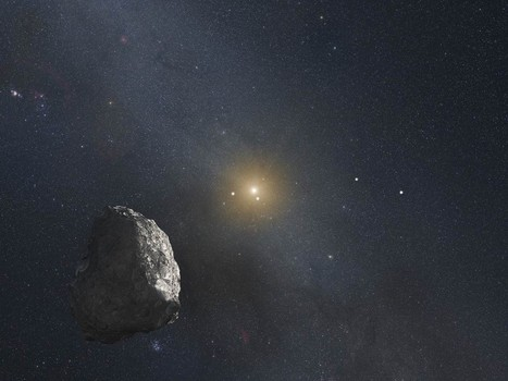 NASA's Hubble Telescope Finds Potential Kuiper Belt Targets for New Horizons Pluto Mission | Space Stuff | Scoop.it