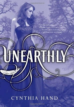 Unearthly by Cynthia Hand | Young Adult Books | Scoop.it