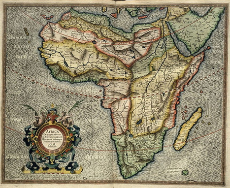 random notes: geographer-at-large: Rediscovering African Geographies | Cartography | Scoop.it