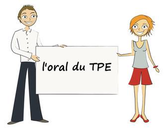 Réussir son oral TPE #5 : ce qu'on attend de vous | Oral TPE | Scoop.it