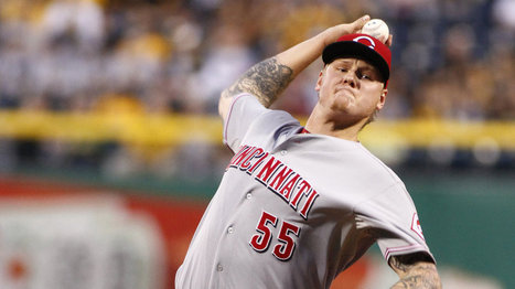 Szymulating the 2014 Cincinnati Reds - Red Reporter | Create your first Topic | Scoop.it