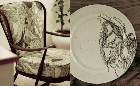 """Diseño """"objetográfico"""": TODO MUTA   Revista Código   Arte y Cultura en circulación   Scoop.it"""