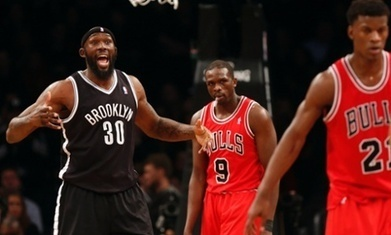 Brooklyn Nets' NBA playoff debut is comfortable victory over Chicago Bulls | NBA - National Basketball Association | Scoop.it