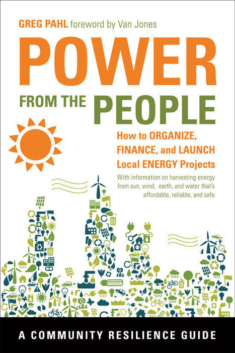 Local Energy, Local Ownership - Renewable Energy - MOTHER EARTH NEWS | Modern-Day Homesteader | Scoop.it