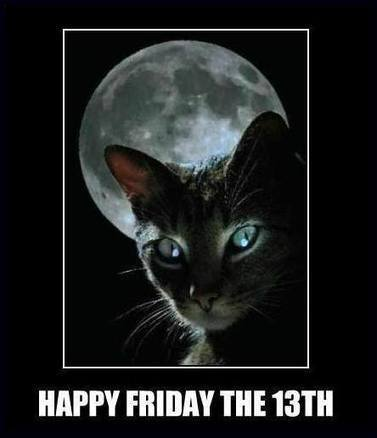 Happy Friday the 13th ! | The Blog's Revue by OlivierSC | Scoop.it