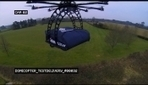 Domino's Delivers Pizzas Using Remote-Controlled Helicopter - DesignTAXI.com | FACTHO | Scoop.it