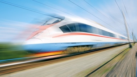 Could a bullet train take you from the U.S. to China to Europe? | IB GEOGRAPHY GLOBAL INTERACTIONS | Scoop.it