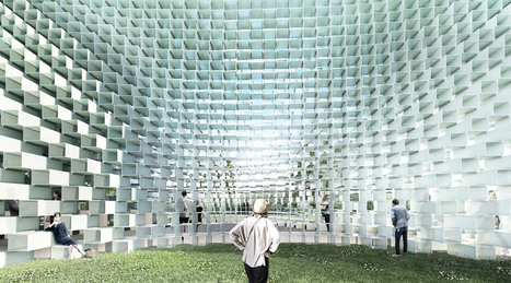 Bjarke Ingels' 2016 Serpentine Gallery Pavilion unveiled | retail and design | Scoop.it