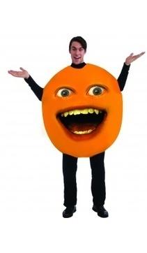 Déguisements originaux : The annoying Orange ! | Deguisement-de-fete.com | déguisement : idées et tendances | Scoop.it