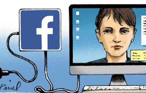 Reconnaissance faciale : DeepFace, le projet vertigineux de Facebook | Bigdatahits | Scoop.it