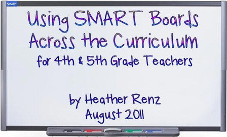 Using SMART Boards Across the Curriculum (4th & 5th Grades) | Innovative Educating | Scoop.it