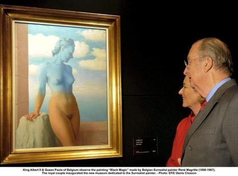 Art News | New Magritte Museum Houses the Largest Collection of René Magritte Art in the World | Art Knowledge News | Visual Culture and Communication | Scoop.it