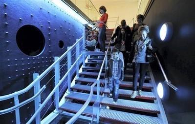 Vague touristique à Cherbourg sur le Titanic | Revue de Web par ClC | Scoop.it