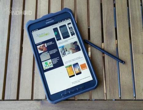 Samsung Galaxy Tab Active, análisis | Tablets | Scoop.it