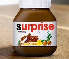 Nutella lance des pots personnalisés avec votre prénom | PromoReview Septembre 2013 | Scoop.it