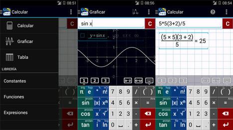 17 aplicaciones para aprender matemáticas con Android | Educación y Cultura: Revista AZ | WEB 2.0 | Scoop.it