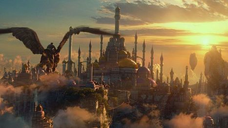 'The Lord of the Rings' and Pixar led the way to 'Warcraft' | Transmedia: Storytelling for the Digital Age | Scoop.it