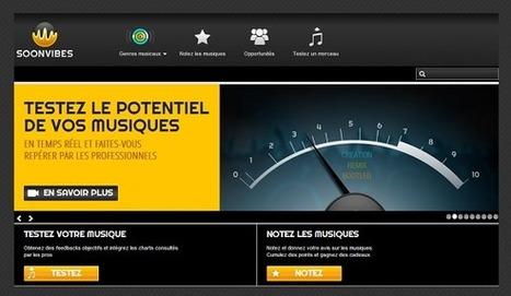 [La France a d'incroyables start-up] Soonvibes | 1001 StartUps | Les infos d'e+k | Scoop.it