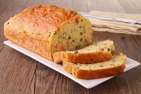 Recette de Cake au saumon frais et à l'aneth | Cuisine & Déco de Melodie68 | Scoop.it