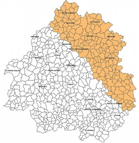Maladie de la langue bleue : 164 communes de Dordogne sous surveillance - Sud Ouest | Revue de presse : l'agriculture en Aquitaine | Scoop.it