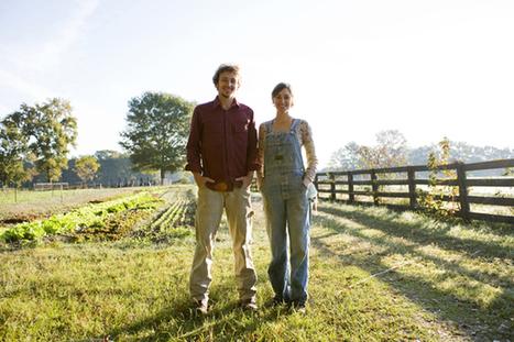 Millennials Suit Up as Next-Generation Farmers | Green Wisdom | Scoop.it