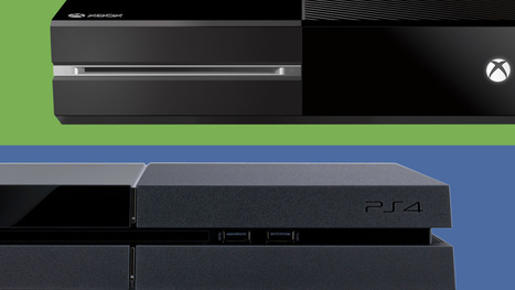 Xbox One or PS4? | culture traits | Scoop.it