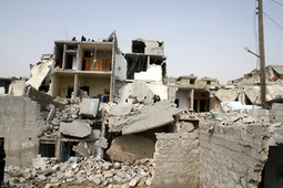 Syria: Unlawful Missile Attacks Kill More Than 140   Coveting Freedom   Scoop.it