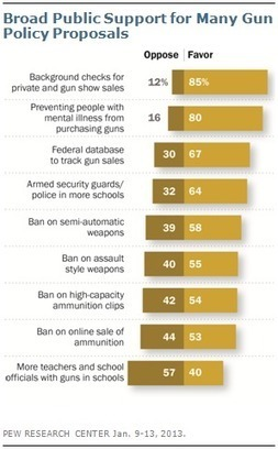 America's gun problem, explained   Chain Letters from above   Scoop.it