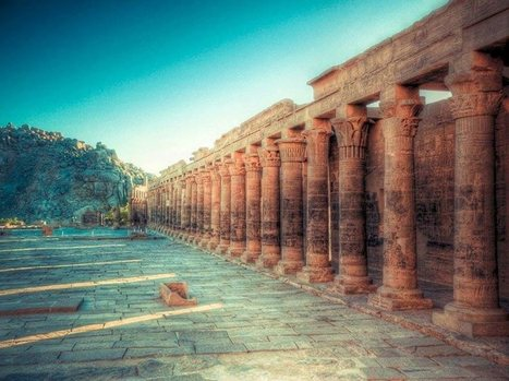 Temple of Goddess Isis in Philae   Nile tours: Egypt Holidays give you that Perfect Sabbatical   Scoop.it