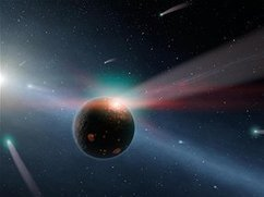 Migrating planets caused meteor storm - ABC Science Online   MHS Astronomy   Scoop.it