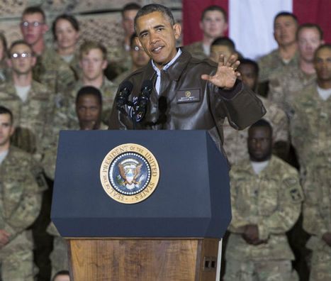 Obama Orders 9,800 Troops to Remain in Afghanistan, With All Out by 2016 | Les territoires de l'innovation | Scoop.it