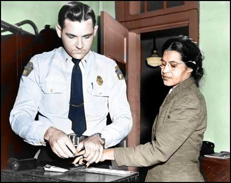 Rosa Parks | Civil Rights movement in the United States | Scoop.it