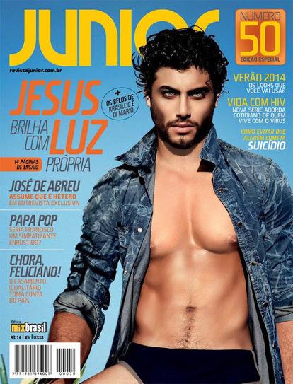 Junior #50 - Abril 2013 | Brazil Male Models | JIMIPARADISE! | Scoop.it