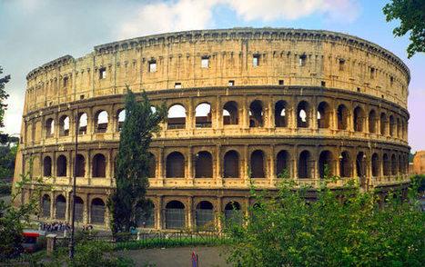 Secrets of Roman Architectural Concrete Uncovered   Roman Technology   Scoop.it
