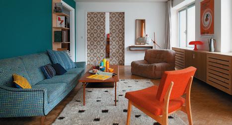 Déco : adoptez la mode des années 70 !   Decoration   Scoop.it