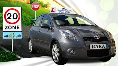 Learn to Drive at Rara Driving School in Watford | Driving Schools Watford | Scoop.it