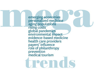 Megatrends in Global Health Care - Harvard Business Review | Megatrends | Scoop.it