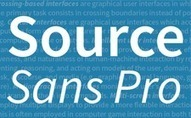 Adobe Releases First Open Source Type Family: Source Sans Pro | D-M-Design | Scoop.it