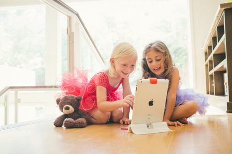 Former Googlers Launch Osmo, A Gaming Device That Combines Real-World Play With The iPad | TechCrunch | Les bébés connectés | Scoop.it