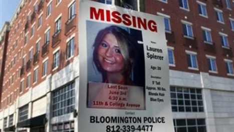 Lawsuit To Move Forward Against 2 In Connection With Disappearance Of Lauren Spierer - CBS New York | Lauren Spierer | Scoop.it