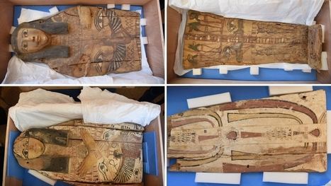Who owns ancient artefacts? | News in Conservation | Scoop.it