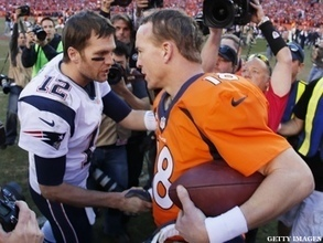 Why Peyton Manning Had To Be Talked Into Getting Salary Bigger Than Brady's   Deviant Behavior   Scoop.it