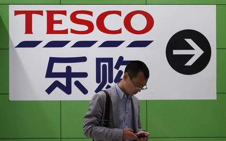 Tesco brand likely to disappear in China after merger deal - Telegraph | Tesco | Scoop.it