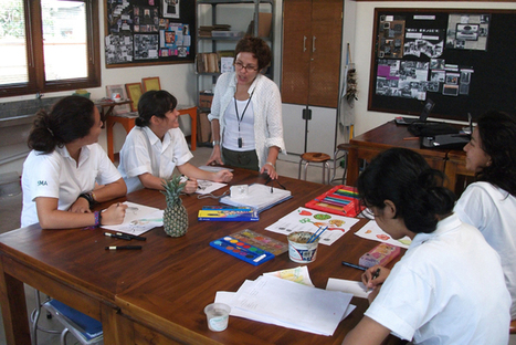 Dyatmika School Bali - About Us | Asia's middle class- for Secondary teachers | Scoop.it