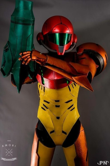 Un nouveau cosplay Samus Aran - Puissance Nintendo | Choose the Cosplay | Scoop.it