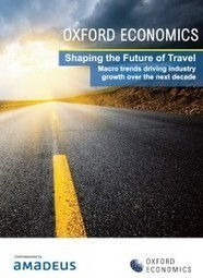Shaping the future of travel: macro trends driving industry growth over the next decade | women who travel | Scoop.it