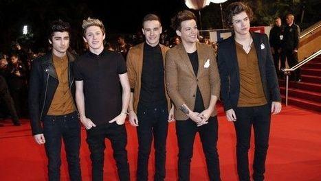 One Direction posano per il museo delle cere di Madame Tussauds (video) | One-Direction Italia | Scoop.it
