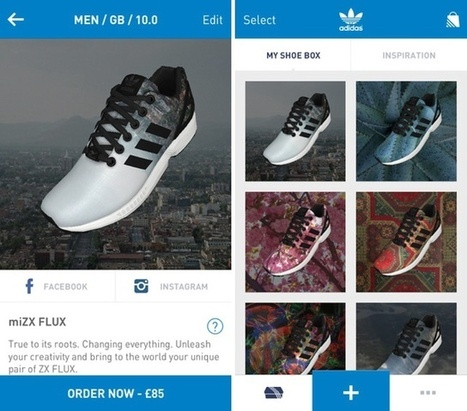 People in the US Can Now Print Their Photos Onto a Pair of Adidas Shoes | xposing world of Photography & Design | Scoop.it