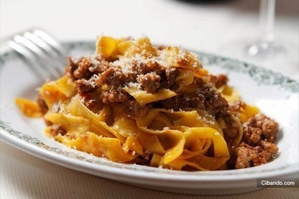 Ragù alla Bolognese - la Cucina Bolognese | Best Food&Beverage in Italy | Scoop.it